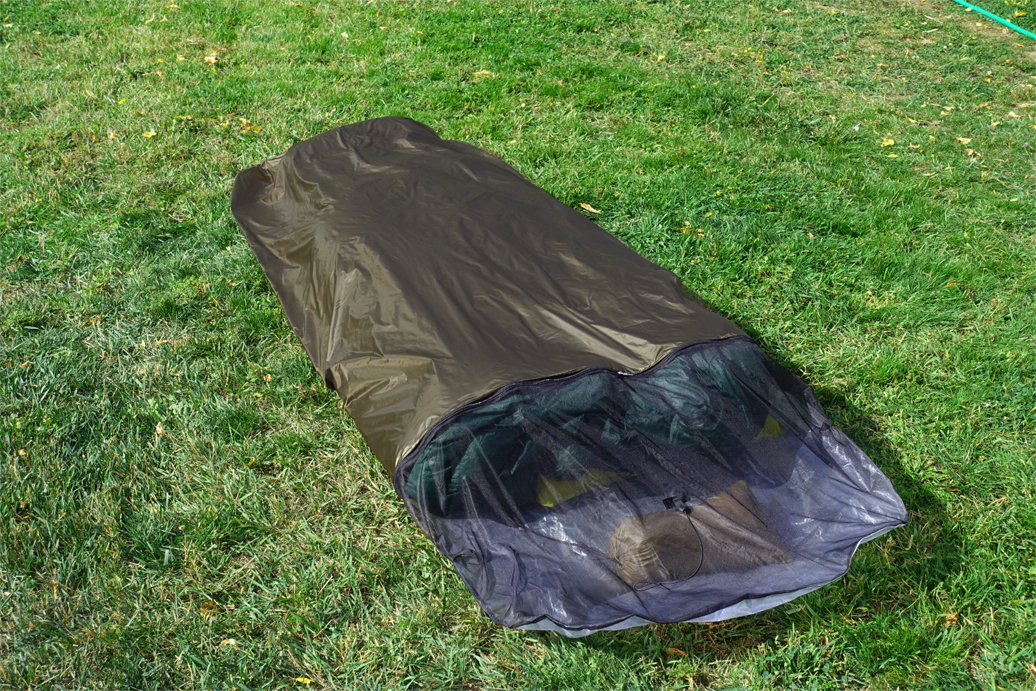 Ultralight Bivy - cuben